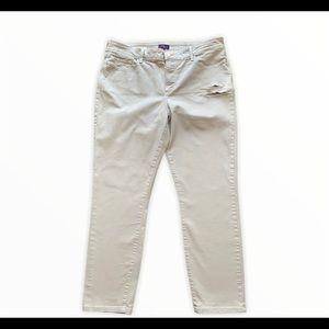 NYDJ Clarissa Ankle Pants Sz 14